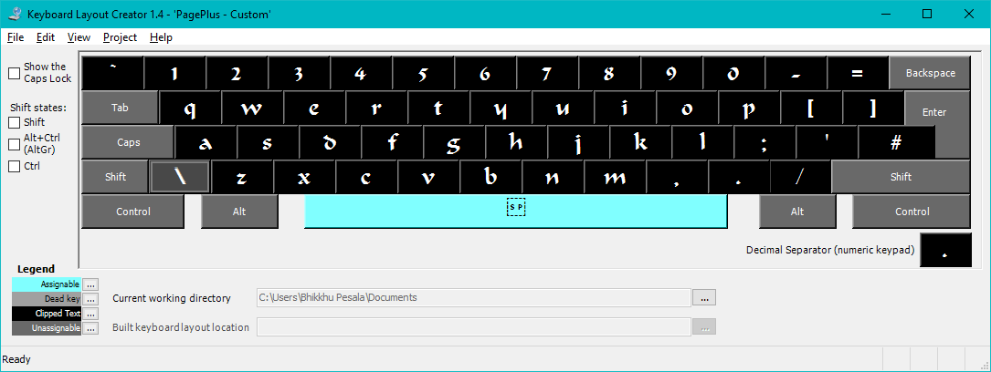PagePlus Keyboard.png