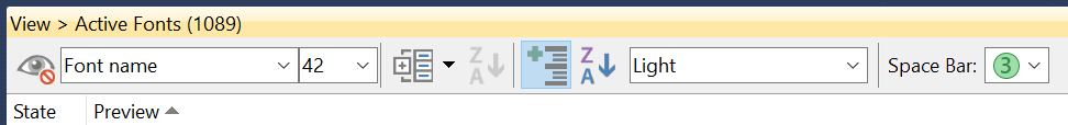 family-grouping-font-space-bar.png